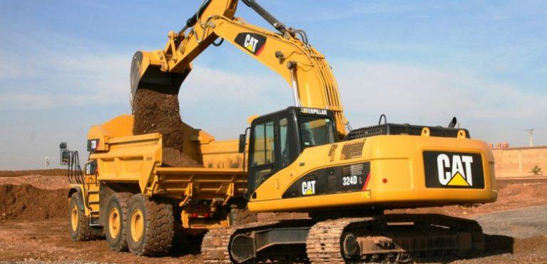 Scanner para maquinaria de construcción en Quilpue.